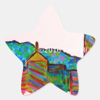 Star City Play Star Sticker