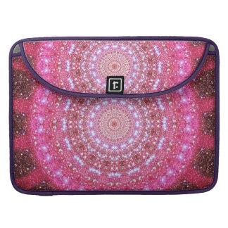 Star Cluster Mandala Sleeves For MacBooks