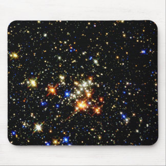 Star Cluster Mouse Pad