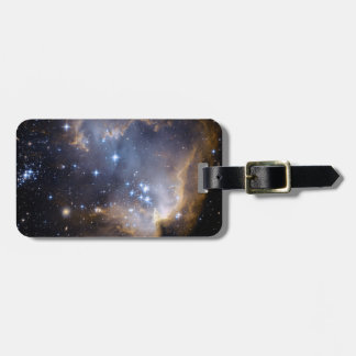 Star Cluster N90 Hubble Space Luggage Tag