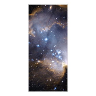 Star Cluster N90 Hubble Space Rack Cards