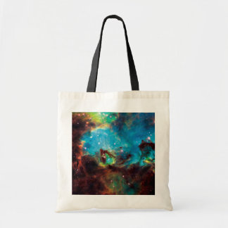 Star Cluster NGC 2074 Budget Tote Bag