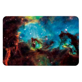 Star Cluster NGC 2074 Rectangular Photo Magnet
