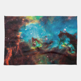 Star Cluster NGC 2074 Tarantula Nebula Space Photo Tea Towel
