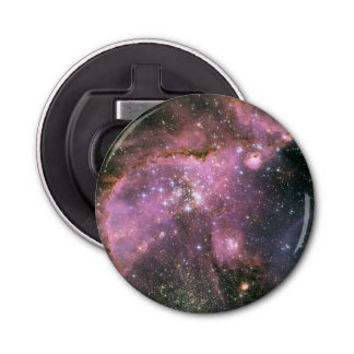 Star Cluster NGC 346 Bottle Opener