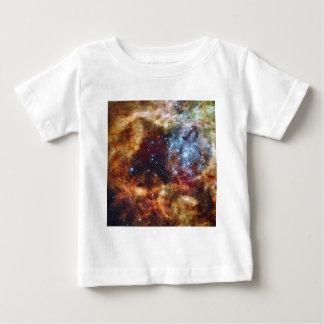 Star Cluster R136 Bursts Out Tarantula Nebula Baby T-Shirt