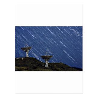 Star Communications Postcard