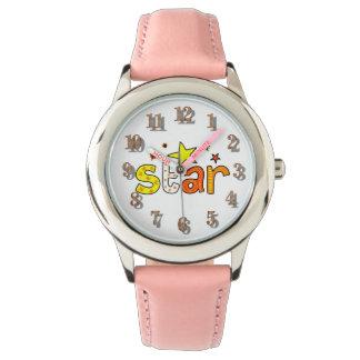 Star Custom Watch 340 Silver By Zazz_it