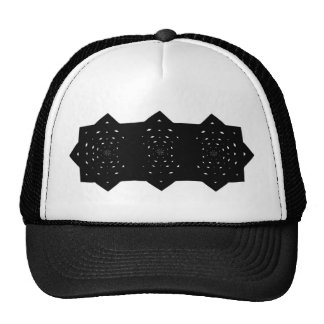 Star Cut Trinity Hats