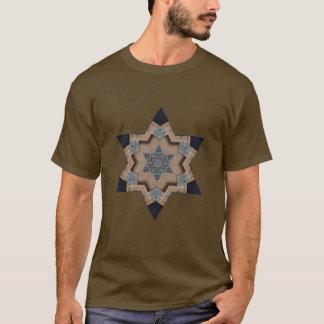 star design of printer cuts T-Shirt