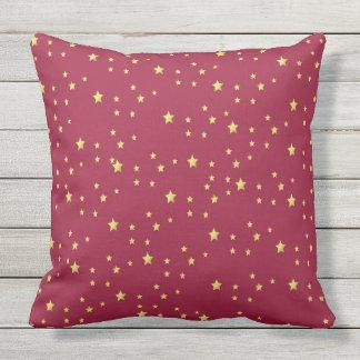star design outdoor cushion