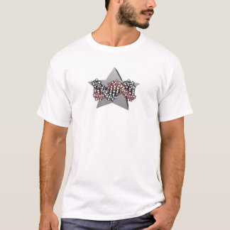 STAR DNA. small version on back. T-Shirt
