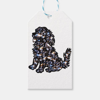 Star_Dog Gift Tags