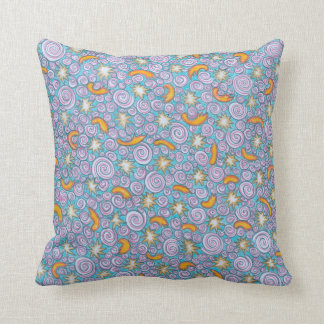 Star Doodle Cushions