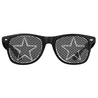 Star eclipse retro sunglasses