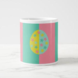 Star Egg Large Coffee Mug