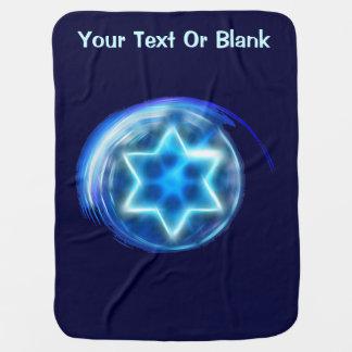 Star Encircled Receiving Blankets