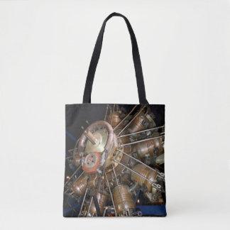 Star Engine Tote Bag