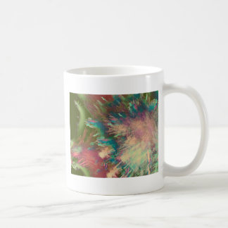 Star explode coffee mug