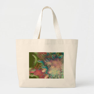 Star explode large tote bag