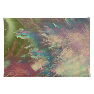 Star explode placemat