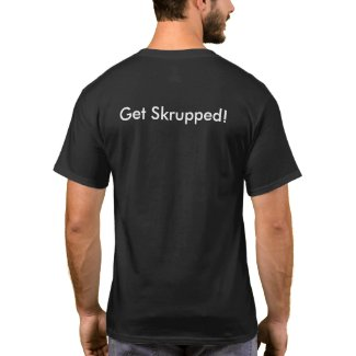 "Star-Fall Season two ""Get Skrupped' T-Shirt"