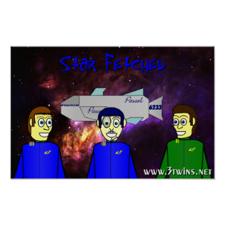 Star Fetched Poster
