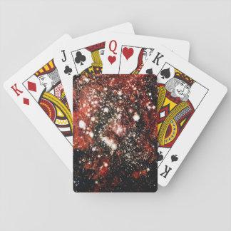 Star Field 1 Poker Deck