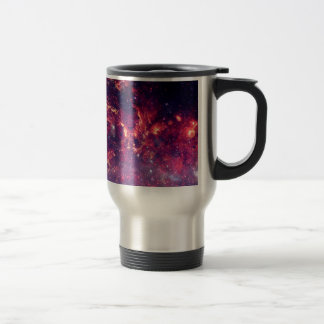 Star Field in Deep Space Travel Mug