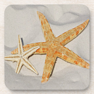 Star Fish at the Beach Coaster