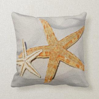 Star Fish at the Beach Cushion