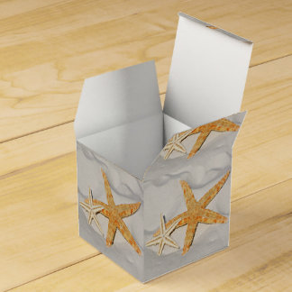 Star Fish at the Beach Favour Box