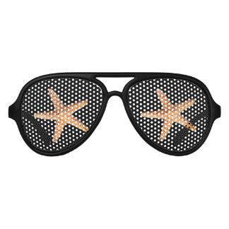 star fish aviator sunglasses