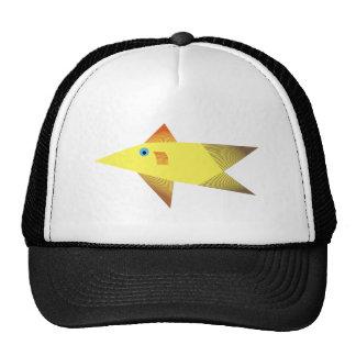 star fish mesh hats