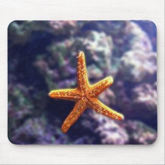 Star Fish Mouse Pad