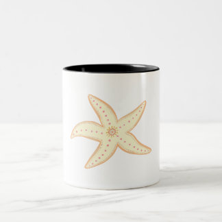 Star Fish Coffee Mugs