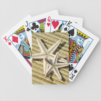 Star Fish Playing Cards