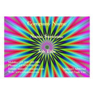 Star Flower Business Card