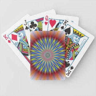 Star Flower Card Decks