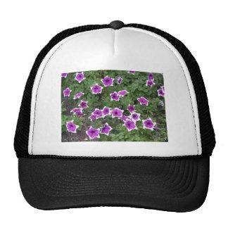 Star Flowers Trucker Hats