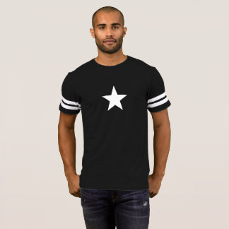 Star Football Jersey T-Shirt