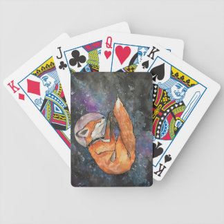Star Fox Bicycle Playing Cards