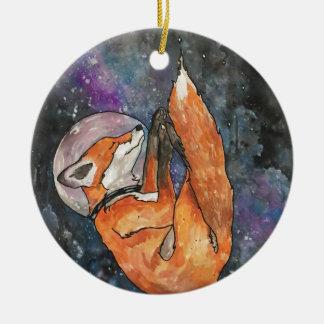 Star Fox Ceramic Ornament