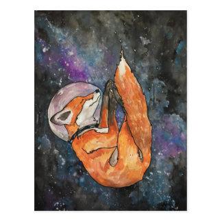 Star Fox Postcard