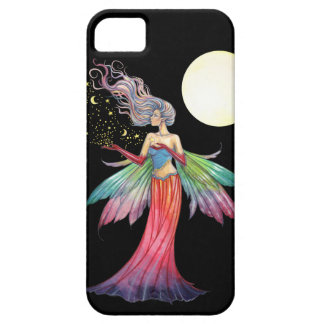 Star Gatherer Colorful Fairy Fantasy Case For The iPhone 5