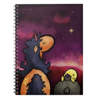 Star Gazers - Notebook