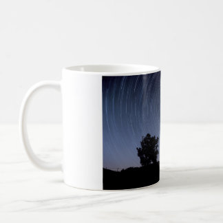 Star gazing B Basic White Mug