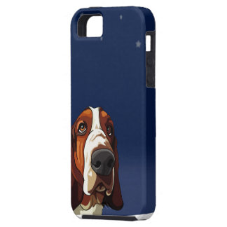 Star Gazing Hound Tough iPhone 5 Case