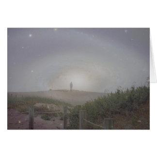 Star-Gazing Wanderer  - Looking Beyond Card