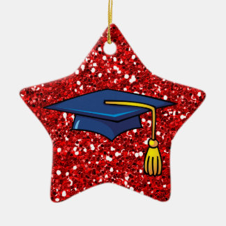 STAR Graduate Ceramic Star Decoration